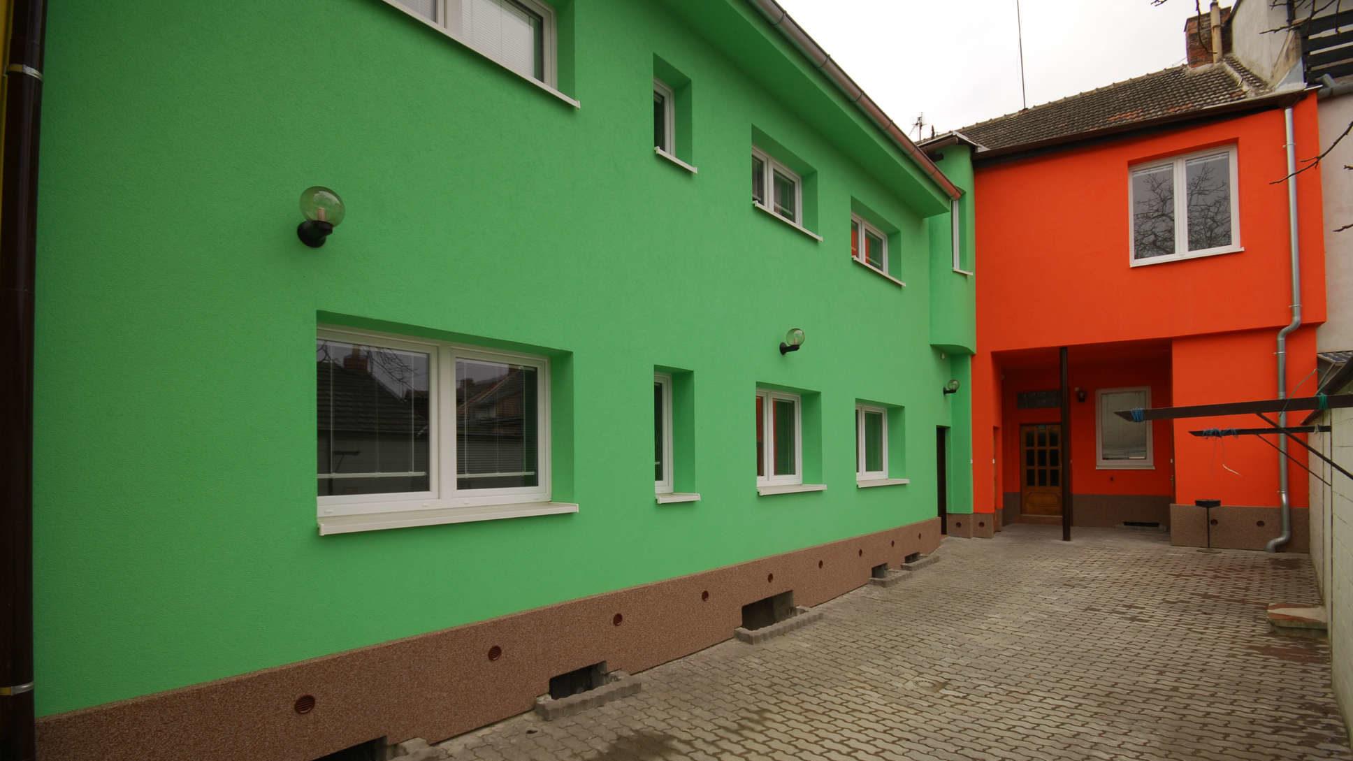 Ubytovny v Brně